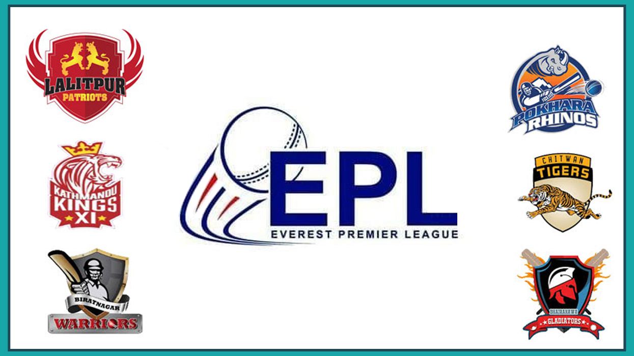 EPL Cricket from Saturday, which team has which players?