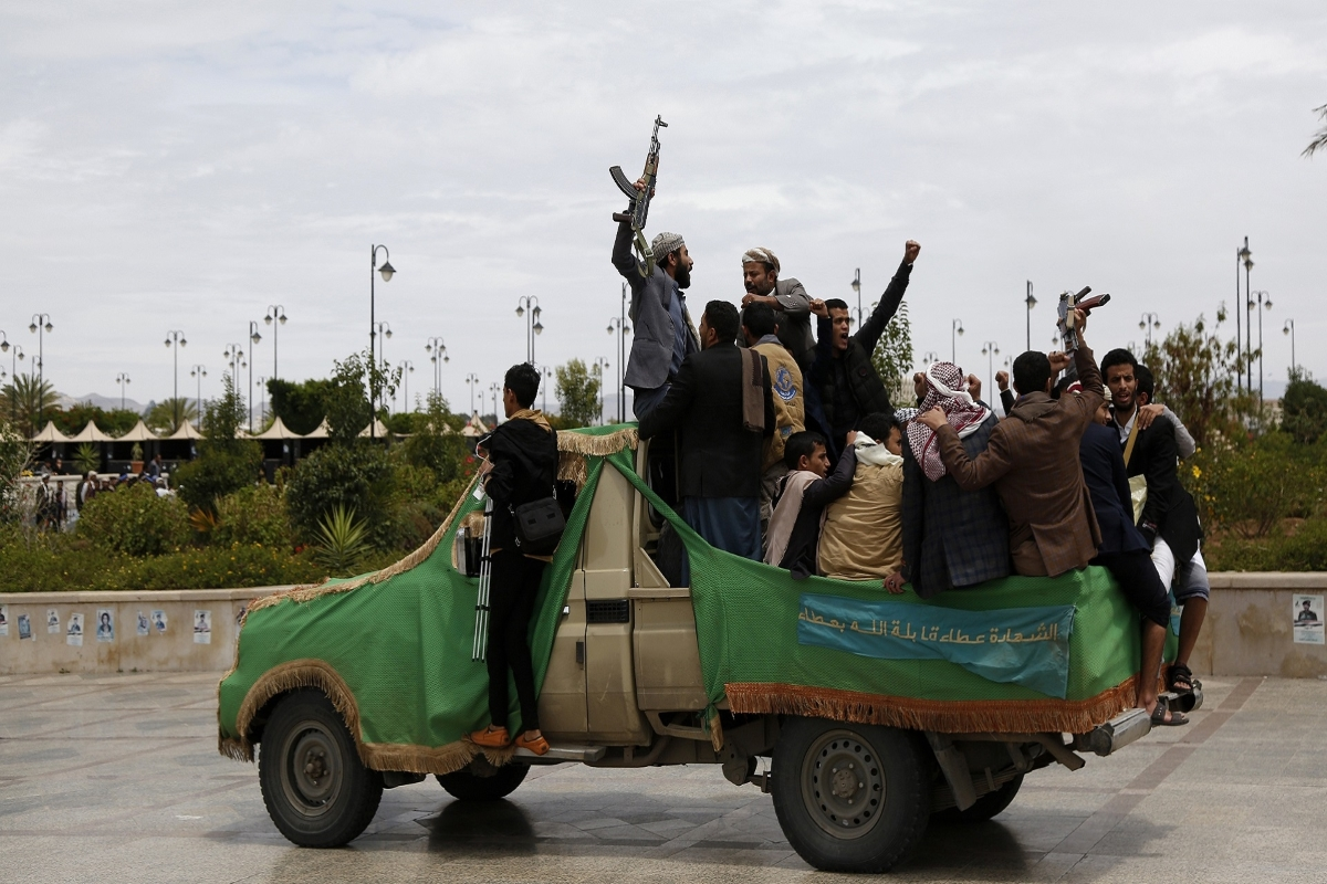 45 killed as fighting intensifies in central Yemen