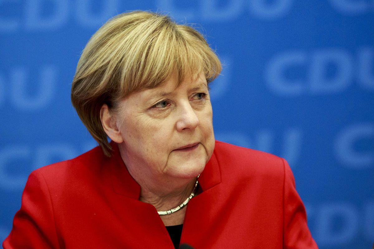 Angela Merkel: A career in pictures