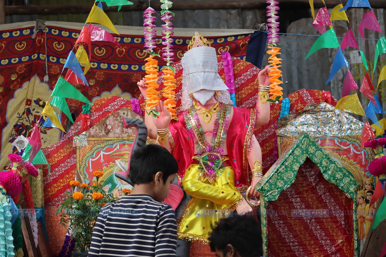 Vishwakarma Puja [Photo Feature]