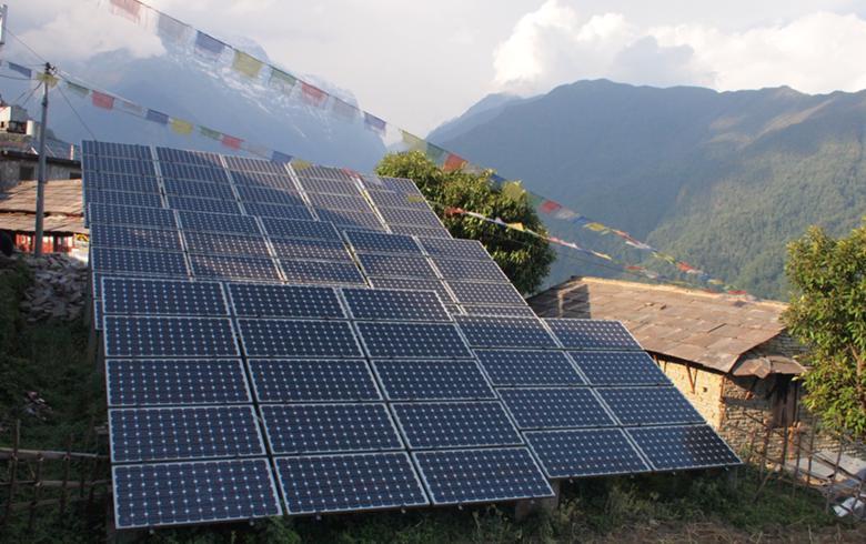 170 households provided free solar plants in Thulibheri- 9