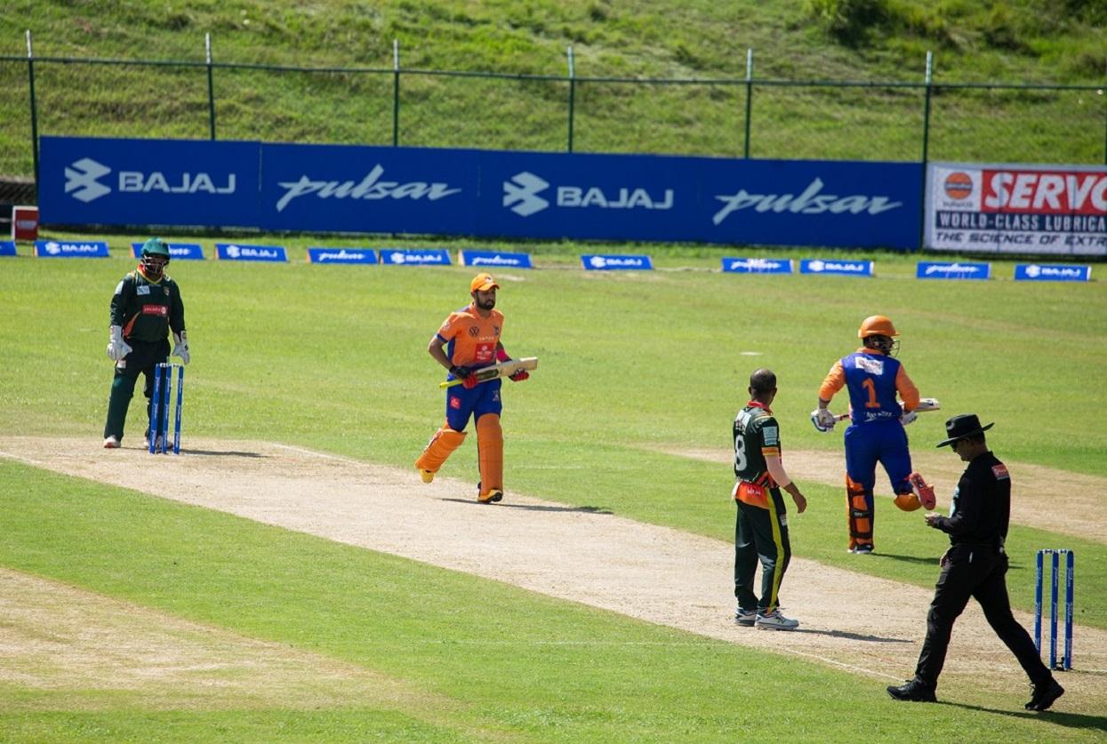 Chitwan defeated Biratnagar by 2 wickets
