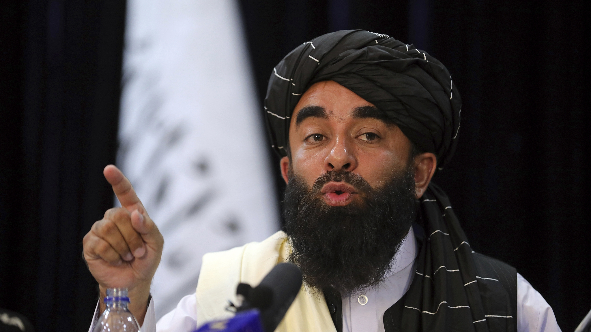 Taliban announces expansion of new cabinet with no women representation