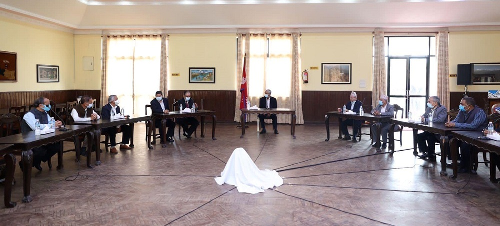 A meeting of the ruling coalition will be held to discuss the minister