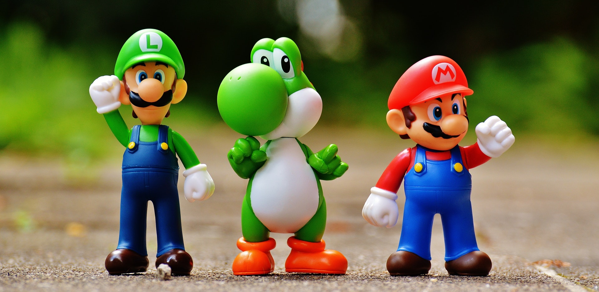 Mario: Can Chris Pratt help Nintendo solve the puzzle of video game films?