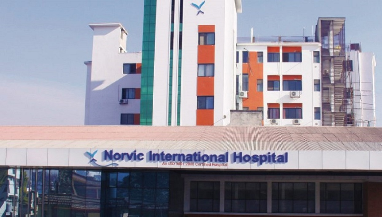 Free OPD service for patients with Gastric at Norvic