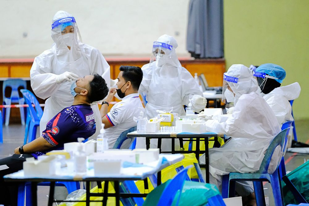 Malaysia reports 7,420 new COVID-19 infections, 89 more deaths