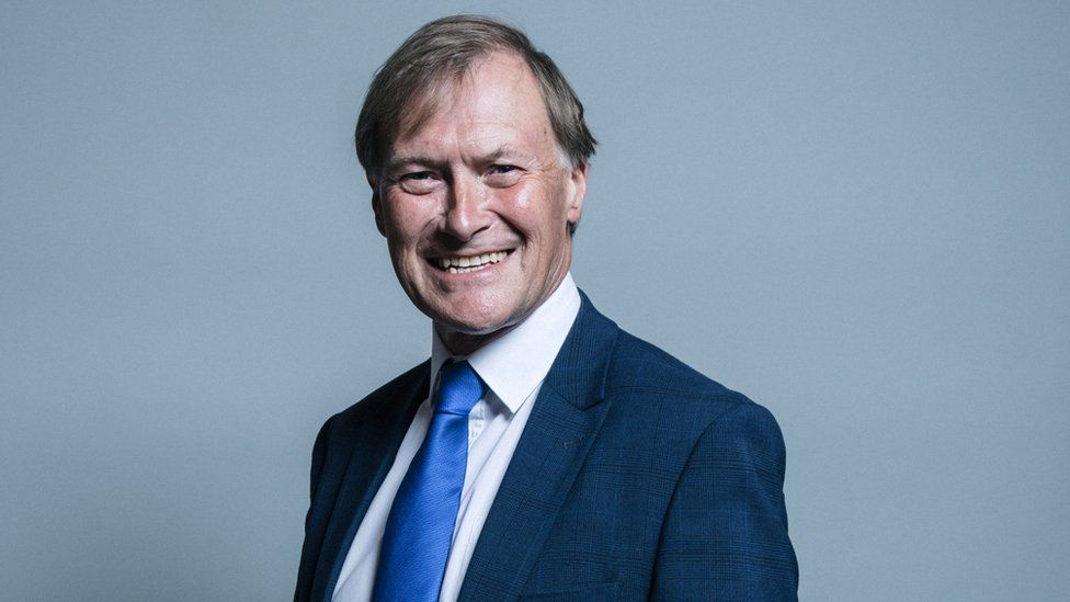 Sir David Amess killing was terrorist incident, Met Police say