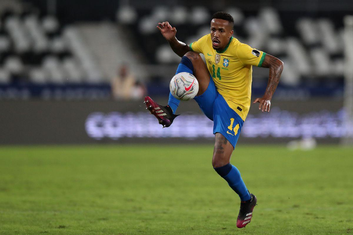 Brazil defender Militao to miss WC qualifier against Uruguay