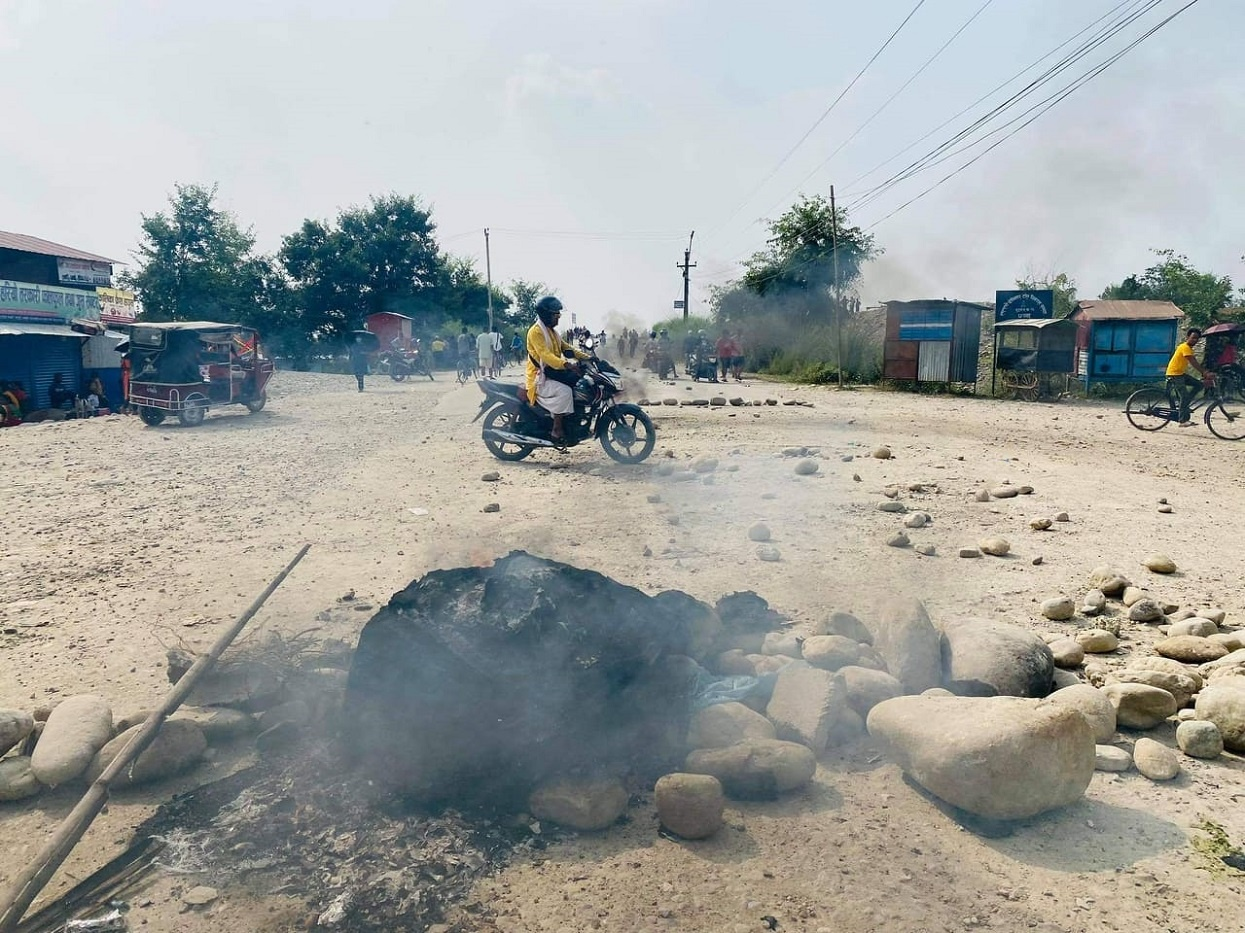 Oli govt. responsible for Motipur incident: Ruling students' organization