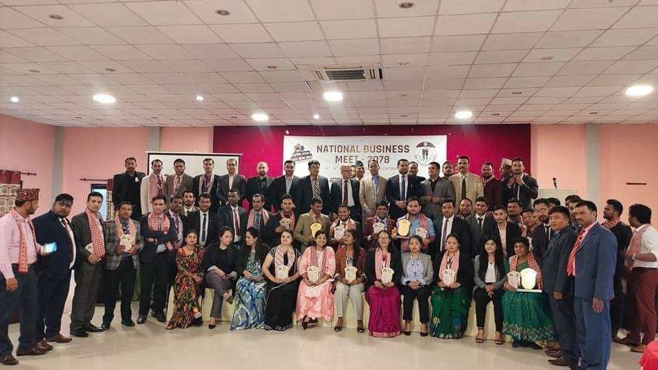 National conference of Mahalaxmi Life concluded