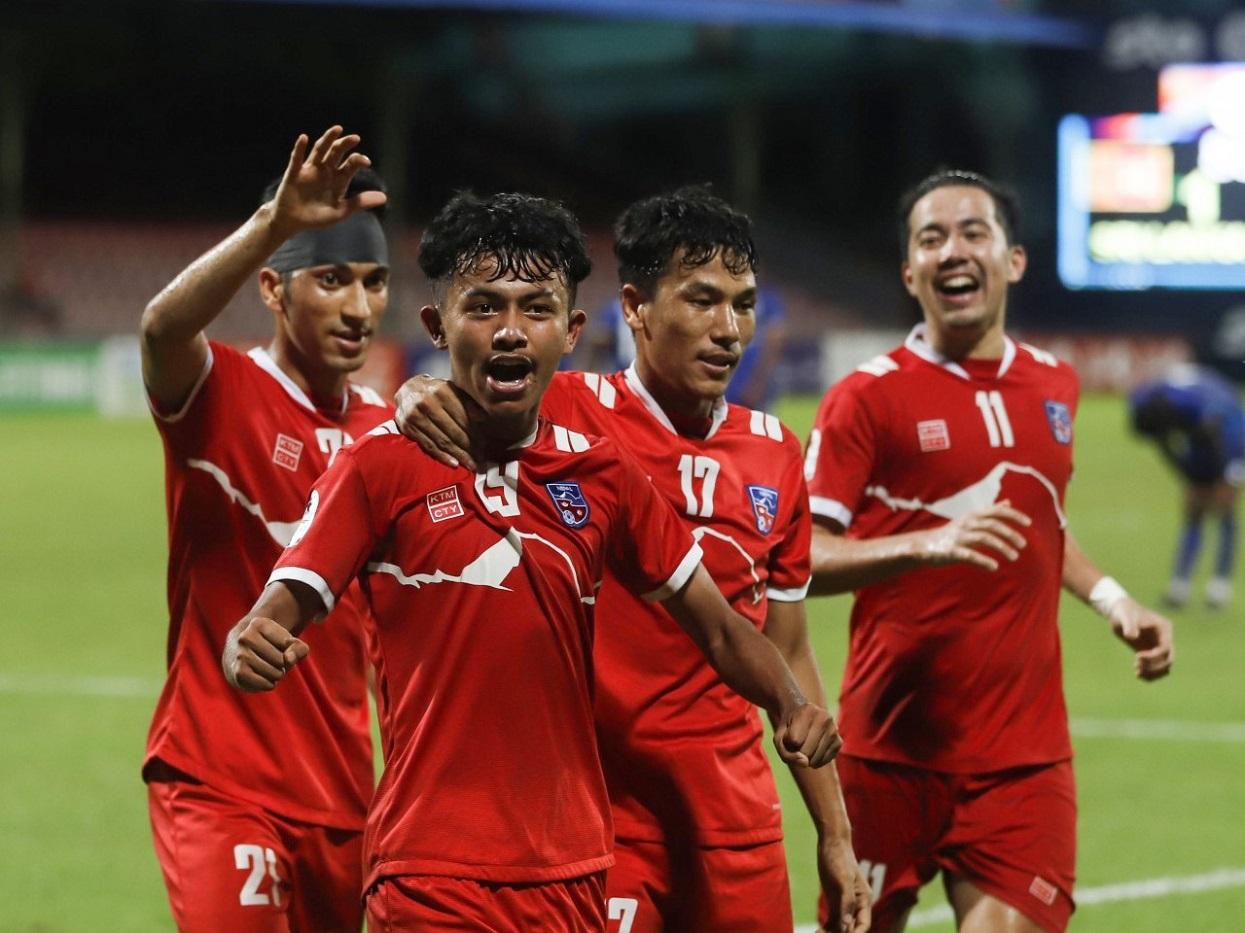 Nepal's starting-XI announcement against Bangladesh