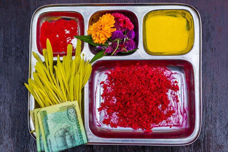 Today is Vijayadashami, the main day of Dashain