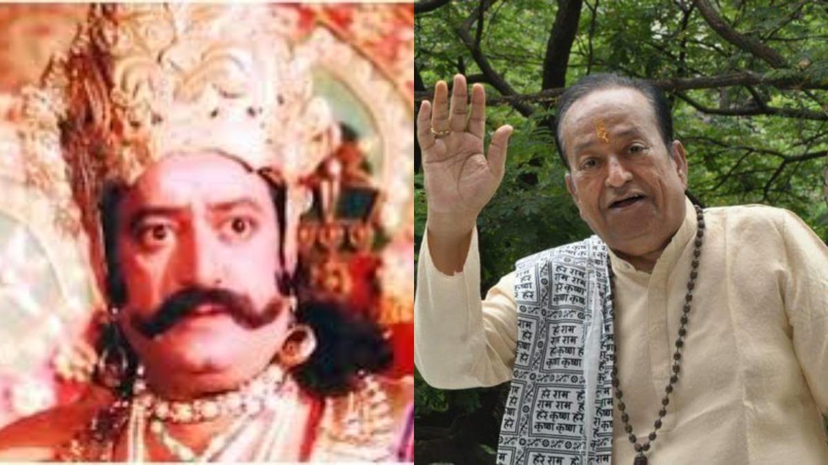 Death of 'Ravana' of Ramayan