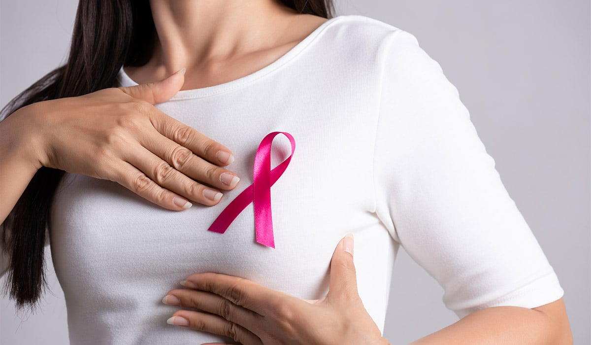 Do not understand these symptoms of breast cancer as normal