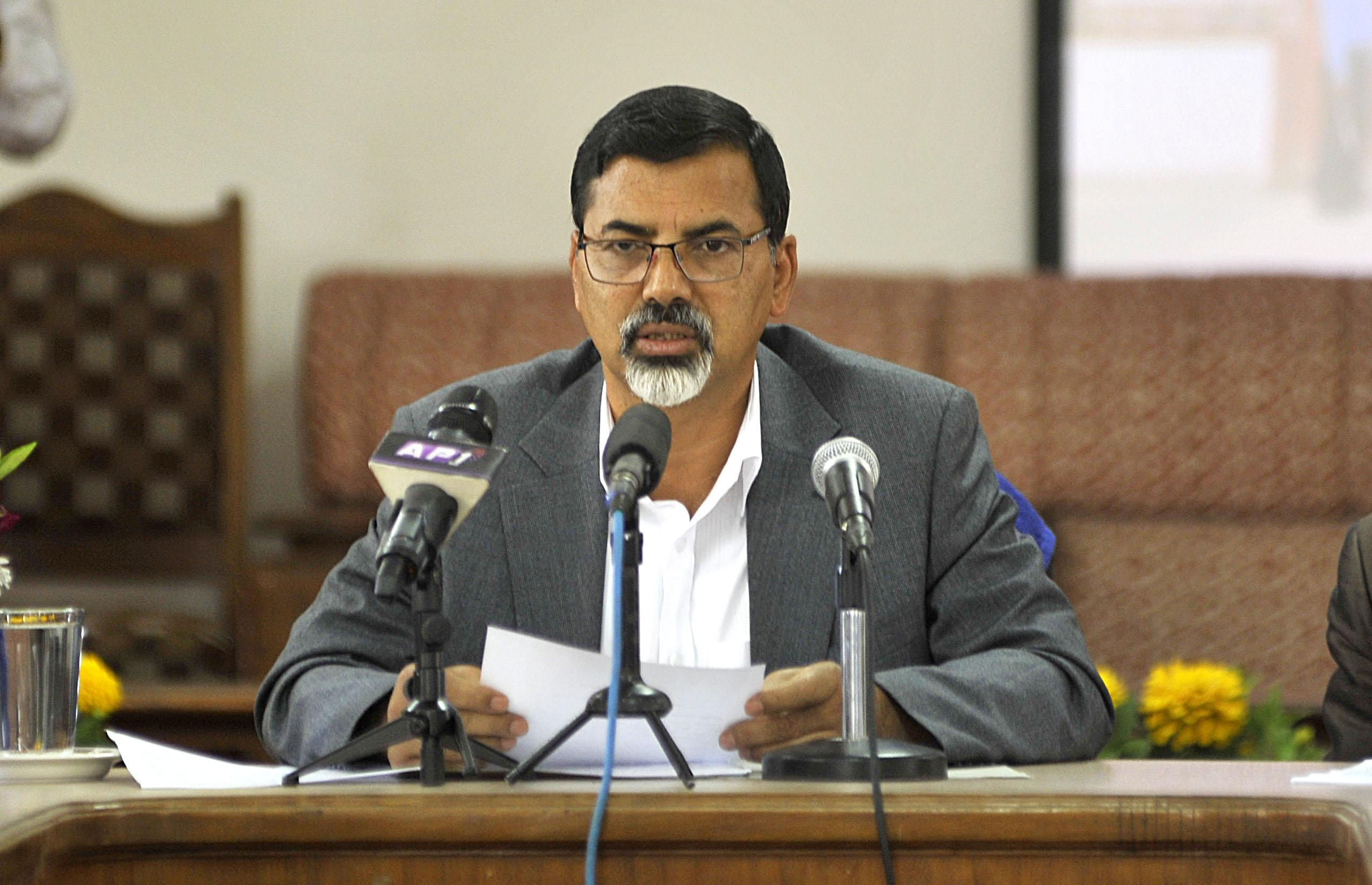 Double shift for development projects: Finance Minister