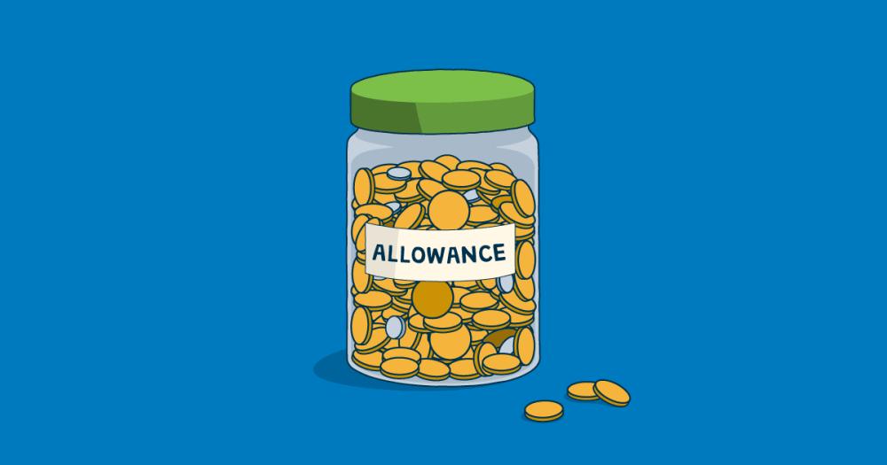 Social security allowance through camps