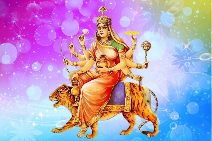 Fourth day of Navratri: Goddess Kushmanda is worshipped today