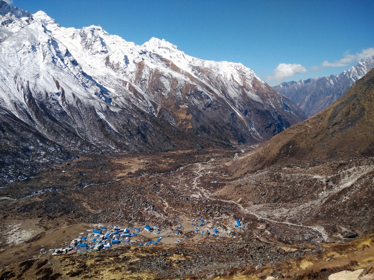 Langtang, Gosaikunda attract hordes of domestic tourists with COVID-19 receding