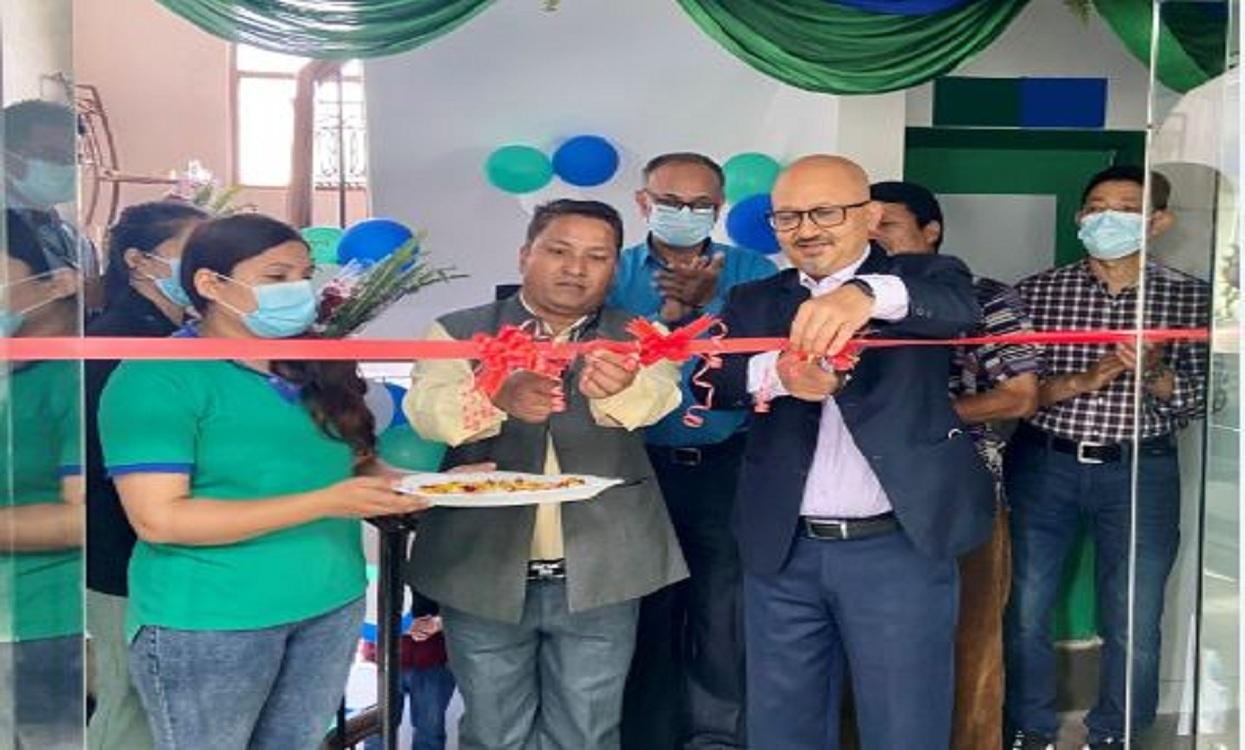Sanima Bank is now in Chapali of Kathmandu and Balkot of Bhaktapur