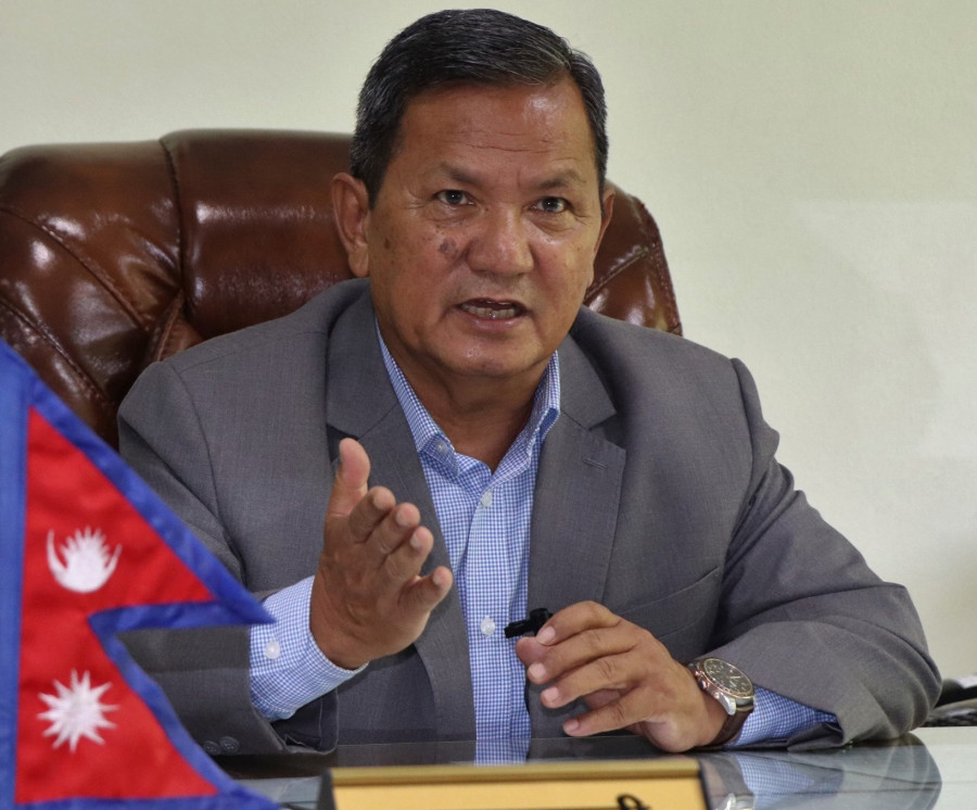 Festivals help keep cultural unity and identity intact: State Chief Gurung