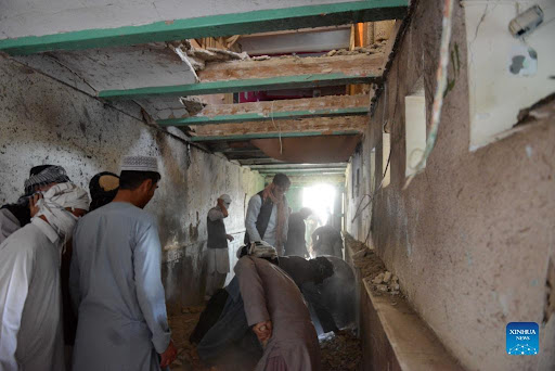 Death toll of Afghanistan's mosque explosions soars to 32: report